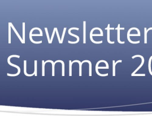 Newsletter – Summer 2020